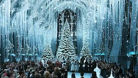 Image result for harry potter yule ball